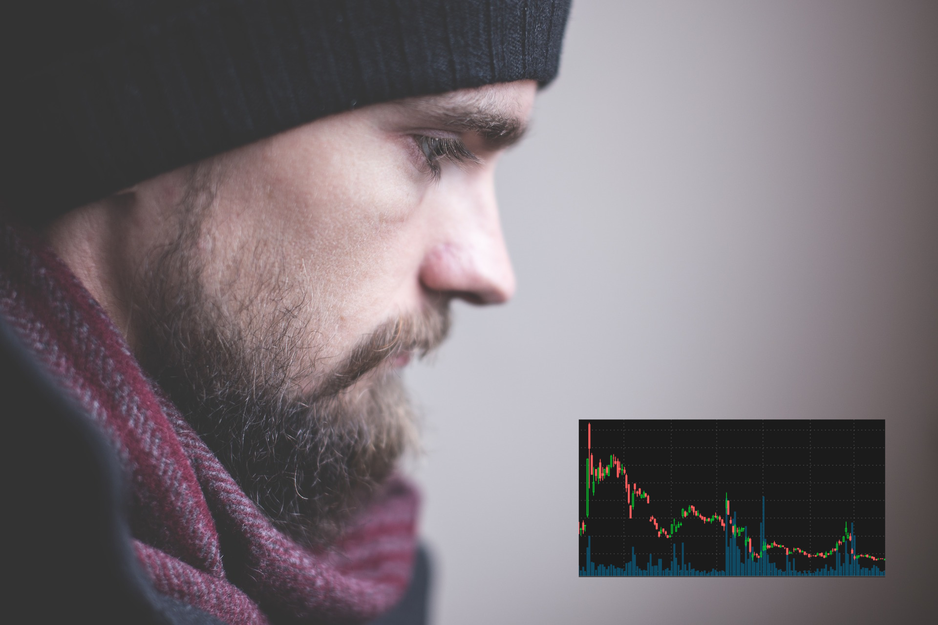 Lose money day trading